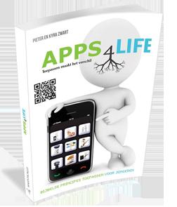 Bestel het 'Apps 4 Life' boek